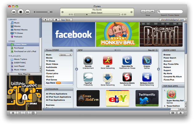 1243047957 app store itunes Blackberrys App World dyrere enn konkurrentene