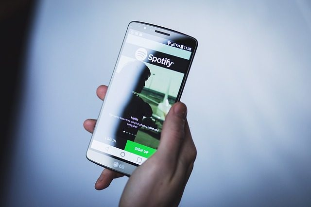 Laste ned musikk fra Spotify
