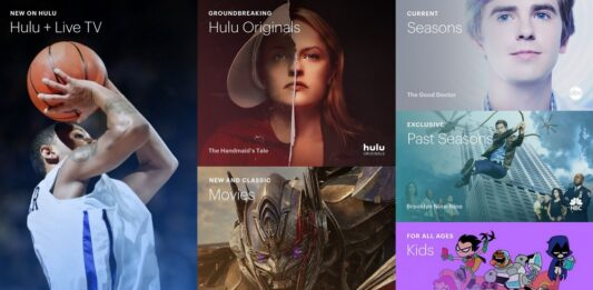Last ned TV-serier fra streamingtjenesten Hulu
