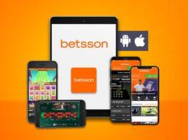 Betsson Casino app til iPhone