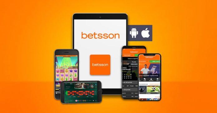 Anmeldelse av Betsson Casino App