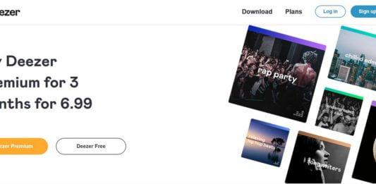 Slitt opptar du Deezer til MP3