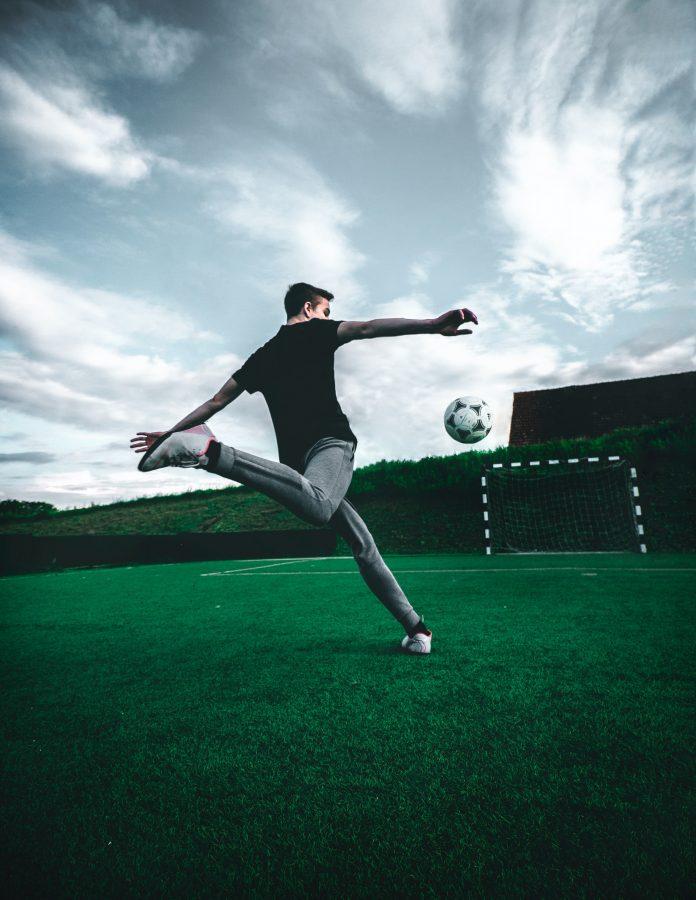 Oppdag en ny måte å spille fotball sammen med vennene