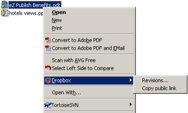 7 Dropbox beta: Synkroniser og del filer på tvers av platformer
