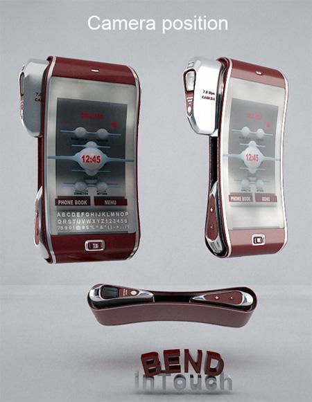 ccellp13 Sjokkerende Mobiltelefon Design!