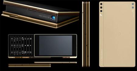 ccellp3 Sjokkerende Mobiltelefon Design!