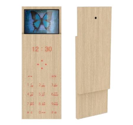 ccellp61 Sjokkerende Mobiltelefon Design!