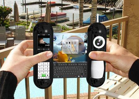ccellp8 Sjokkerende Mobiltelefon Design!