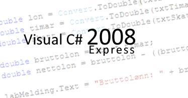 csharpdel1 Visual C#: Del 1