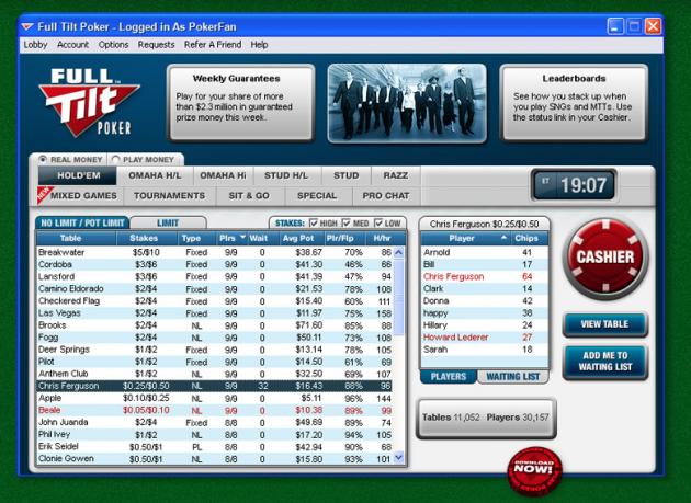 full tilt poker 630x459 Poker på datamaskinen   Mac og Windows