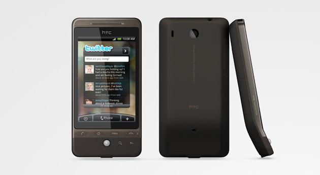 %name Med HTC Hero ble nok en Android telefon født