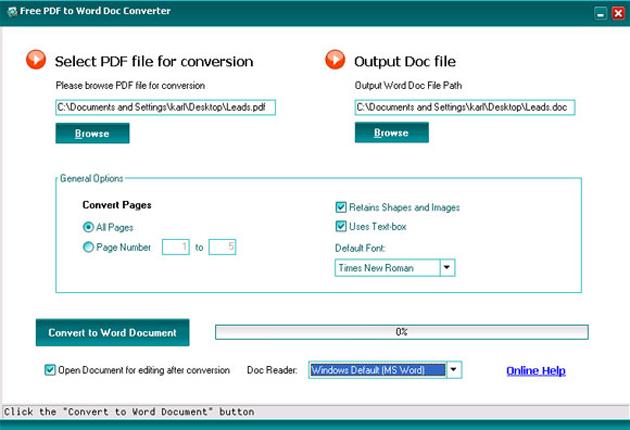 pdf1 Slik konverter du PDF filer til Word dokumenter gratis