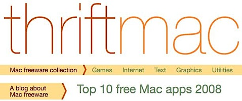 t Tidenes kilde liste over gratisprogrammer for Mac