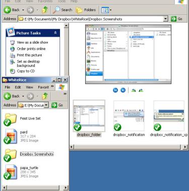 win Dropbox beta: Synkroniser og del filer på tvers av platformer